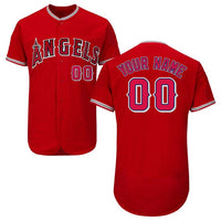 Los Angeles Angels Customizable Jersey