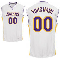 Los Angeles Lakers Style Customizable Jersey