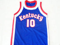 Louie Dampier Kentucky Colonels College Basketball Jersey