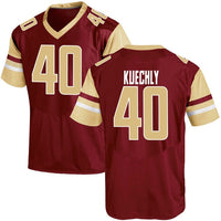 Luke Kuechly Boston College Football Throwback Jerse