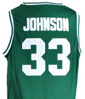 Magic Johnson Michigan State Spartans  Jersey