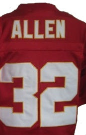 Marcus Allen Kansas City Chiefs Throwback Football Jersey