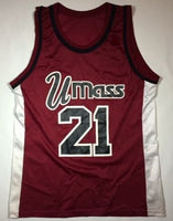 Marcus Camby UMASS College Basketball Jersey