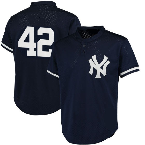 Mariano Rivera New York Yankees Throwback Jersey