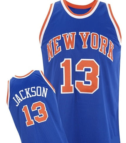 Mark Jackson New York Knicks 1991-92 Throwback Jersey