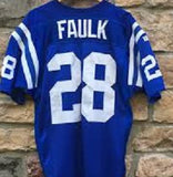 Marshall Faulk Indianapolis Colts Jersey