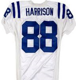 Marvin Harrison Indianapolis Colts Jersey