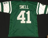 Matt Snell New York Jets Throwback Jersey