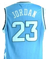 Michael Jordan North Carolina Tarheels College Basketball Jersey