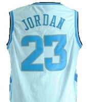Michael Jordan North Carolina Tarheels College Jersey