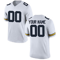 Michigan Wolverines Customizable College Jersey