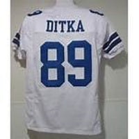Mike Ditka Dallas Cowboys Throwback Football Jersey