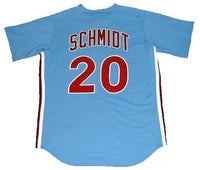Mike Schmidt Phillies Away Baseball Jersey