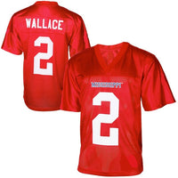 Mike Wallace Ole Miss Rebels College Football Jersey