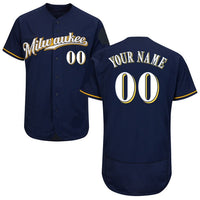 Milwaukee Brewers Customizable Jersey