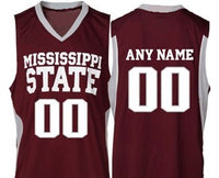 Mississippi State Bulldogs Customizable College Jersey