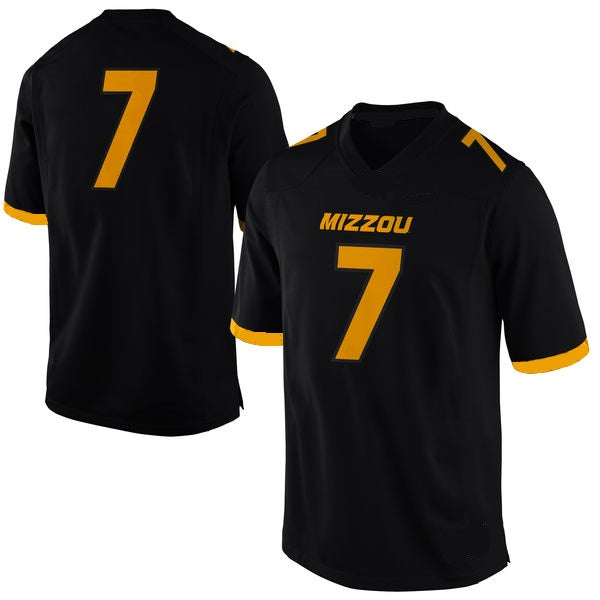 Missouri Tigers Customizable Football Jersey