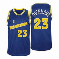Mitch Richmond Golden State Warriors Jersey