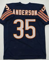 Neal Anderson Chicago Bears Football Jersey
