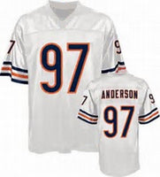 Neal Anderson Chicago Bears Throwback Jersey
