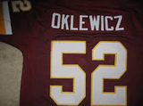 Neal Olkewicz Washington Redskins Jersey