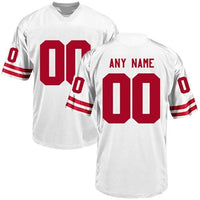 Nebraska Cornhuskers Customizable Football Jersey