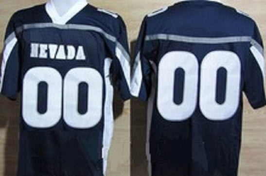 Nevada Wolf Pack Customizable Football Jersey