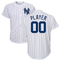 New York Yankees Customizable Jersey