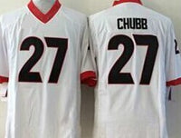 Nick Chubb Georgia Bulldogs College Jersey