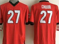 Nick Chubb Georgia Bulldogs Football Jersey