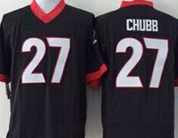 Nick Chubb Georgia Bulldogs College Football Jersey