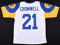 Nolan Cromwell Los Angeles Rams Throwback Jersey