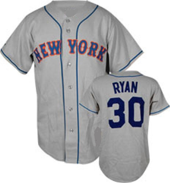 Nolan Ryan New York Mets Throwback Jersey