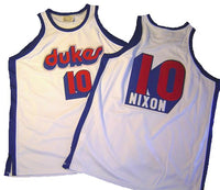 Norm Nixon Duquesne University Dukes Throwback Jersey