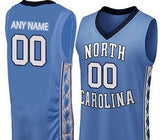 North Carolina Tarheels Customizable Jersey