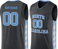 North Carolina Tarheels Customizable Basketball Jersey