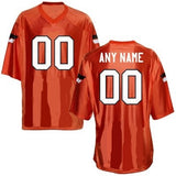 Oklahoma State Cowboys Customizable College Jersey