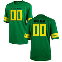 Oregon Ducks Customizable College Football Jersey