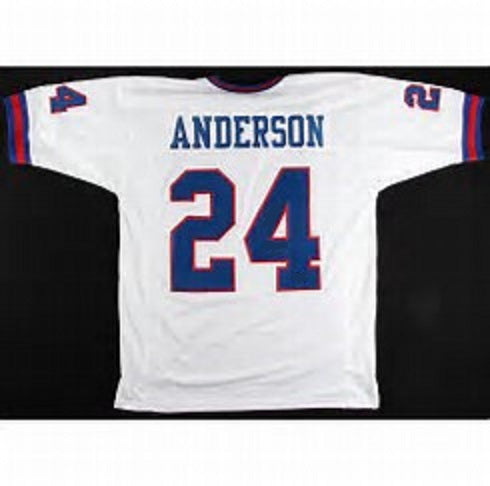 Otis Anderson New York Giants Throwback Football Jersey