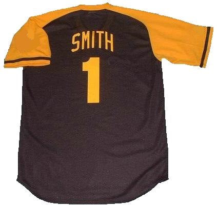 Ozzie Smith 1978 San Diego Padres Throwback Baseball Jersey