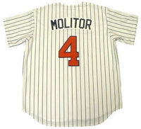 Paul Molitor Minnesota Twins Home Jersey