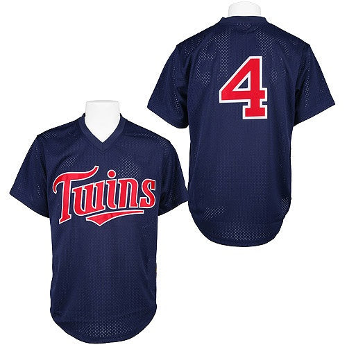Paul Molitor Minnesota Twins Throwback Jersey