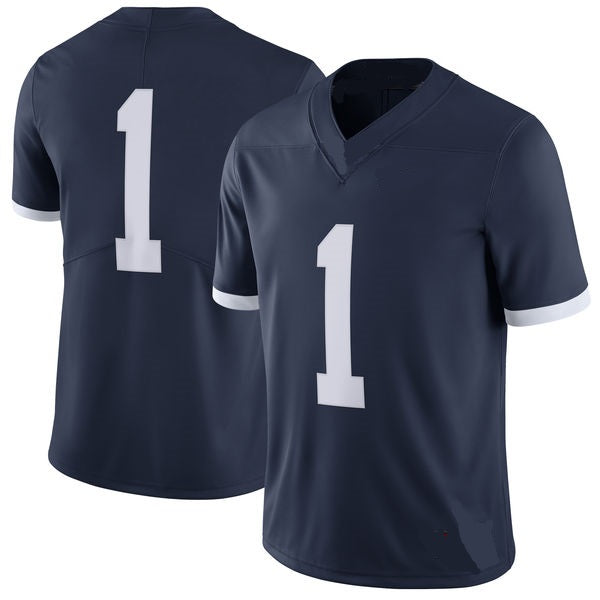 Penn State Nittany Lions Style Customizable Football Jersey
