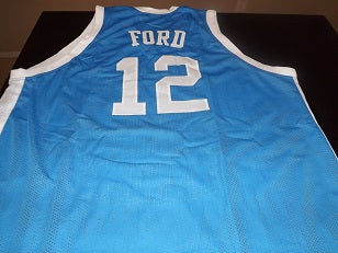 Phil Ford North Carolina Tar Heels Basketball Jersey