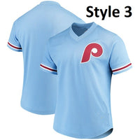 Philadelphia Phillies Style Customizable Jersey
