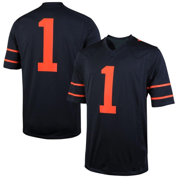 Princeton Tigers Customizable College Football Jersey
