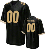Purdue Boilermakers Style Customizable Jersey