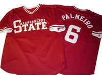 Raphael Palmeiro Mississippi State Throwback College Jersey