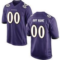 Baltimore Ravens Customizable Jersey