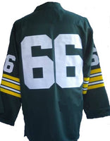 Ray Nitschke Green Bay Packers Vintage Style Jersey